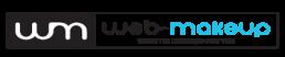 Logo Web-makeup